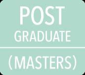 Postgraduate and Masters Degree
